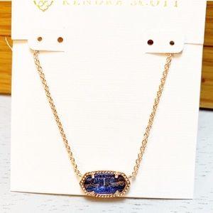 NEW✨ Kendra Scott Elisa Pendant Necklace Rose Gold